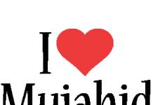 mudzahid