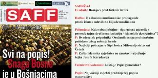 novi broj Saffa
