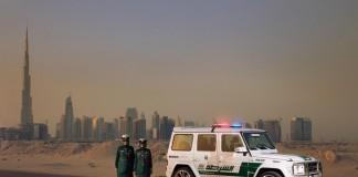 Terenac sa 700 KS za policajke Dubaija