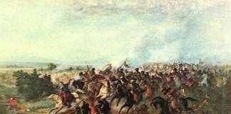 Theodor Aman - Izgonirea turcilor la Calugareni