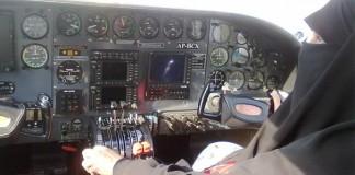 Shahnaz-Laghair-in-Cockpit-605x330