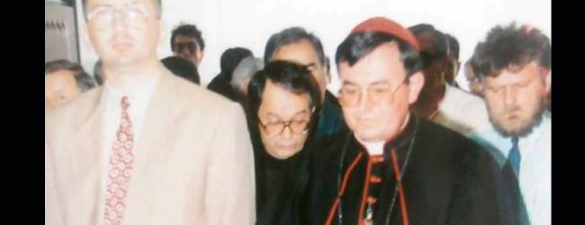 Sramotno: Kardinal Puljić blagoslovio zločinca Darija Kordića
