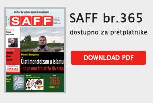 SAFF za pretplatnike