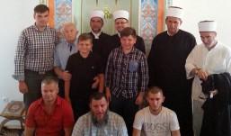 Još jedna pobjeda Huseina ef. Hodžića: Svečano otvorenje desete obnovljene džamije u Trebinju