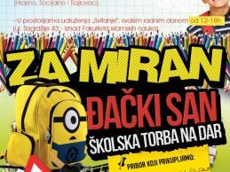 Svitanje organizuje akciju prikupljanja školskog pribora: Potrebni volonteri