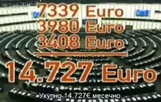 Pravo lice Evropske unije: Pogledajte dokaz da su članovi Evropskog parlamenta gori čak i od bh. političara