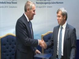 Saradnja BiH i Turske sve intenzivnija: Potpisan Protokol o saradnji razvojnih agencija SERDA i GMKA