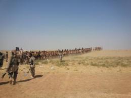 Pogledajte kako je IDIŠ likvidirao 250 Asadovih zarobljenih vojnika u bazi Tabaka