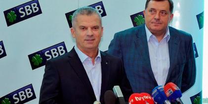 Pogledajte kako Dodik vjeruje da bi Radončić bio dobar saradnik  Hrvatima i Srbima u promjeni Federacija do trećeg entiteta