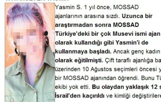 Turska agentica, jevrejka Jasemin najzaslužnija za razotkrivanje i likvidaciju Mossadovih ubica u Turskoj