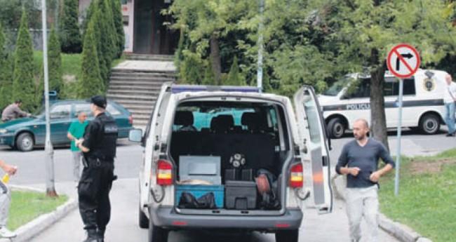 Sarajevska policija umjesto eksploziva otkrila sihire na Ciglanama