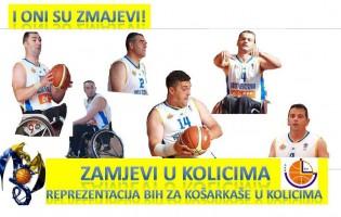 Saint Louis: Bošnjaci pomažu bh. reprezenraciju za košarkaše u kolicima
