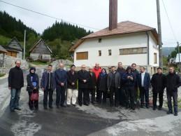 Druženje profesora islamskih fakulteta u BiH ( FIN, IPF Zenica, IPF Bihać) na Bjelašnici