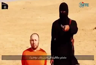 """Pogledajte kako je Idiš ubio drugog američkog novinara u videu: """" Druga poruka Americi"""""""