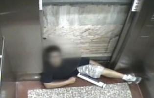Pogledajte kako je lift propao i priklještio studenta između spratova