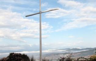 Koordinacija bošnjačkih NVO – Odmah ukloniti bespravno podignut spomenik – krst na Zlatištu iznad Sarajeva