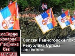 Četnici u BiH regrutiraju borce za Ukrajinu