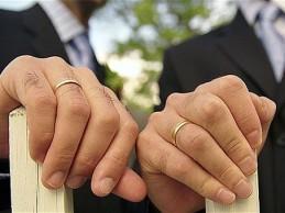 Javno vjenčanje dvojice pedera u Egiptu