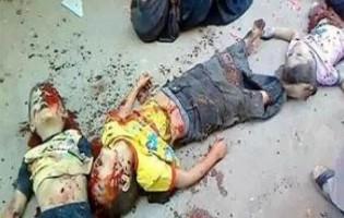 17 000 ubijene sirijske djece, umjesto školskih klupa, nastanili su kaburove