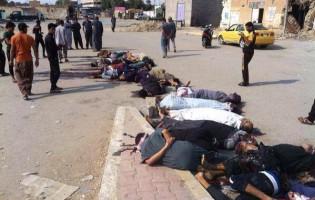 Idiš masakrirao oko 300 pripadnika sunijskog plemena Albu Nimir u Iraku