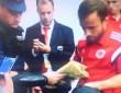 Pogledajte kako je srbijanska policija ponižavala fudbalere Albanije u Beogradu