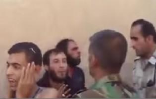 Pogledajte kako su Kurdi zarobili tri Idišova borca u Kobanu
