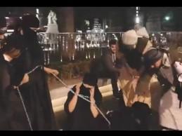Ovako Kurdi u Londonu izvode ulične predstave protiv Idiša