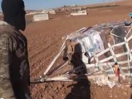 Oružje koje su Amerikanci bacili iz aviona Kurdima dospjelo u ruke Idiša