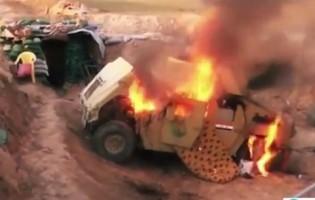 Američka bespilotna letjelica ubila iračkog generala i njegovu posadu u momentu napredovanja protiv Idiša