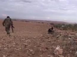 Pogledajte snimak borbi Idiša i Kurda u blizini grada Kobane
