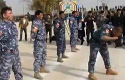 Iranski specijalci se obučavaju da budu divljaci