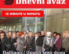 Inovacije sa uvrnutog tornja: Avaz počeo objavljivati dove Allahu da kazni Bakira Izetbegovića