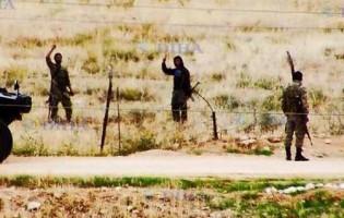 Pogledajte današnji susret Idišovih i turskih vojnika kod Kobana