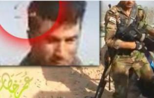 Irak: Pozirao je kamermanu dok je pucao iz mitraljeza, a onda ga je Idišov snajperista pogodio u glavu