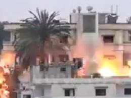 Pogledajte kako egipatska vojska protjeruje muslimane sa Sinaja i kako im ruši stanove