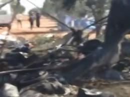 Strašno: Asadovi avioni bombrdovali izbjeglički kamp kod Idliba