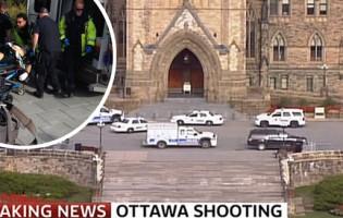 Totalni haos u Kanadi: Rafalna paljba u parlamentu, a jučer ubijen jedan vojnik