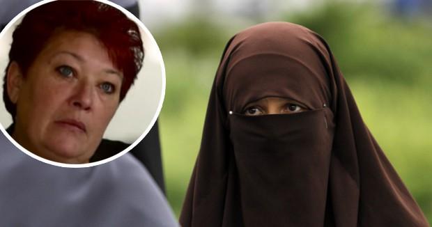 """Holanđanka Monique: """"Kako sam otišla u glavni grad Idiša Raqu i vratila svoju kćerku"""""""