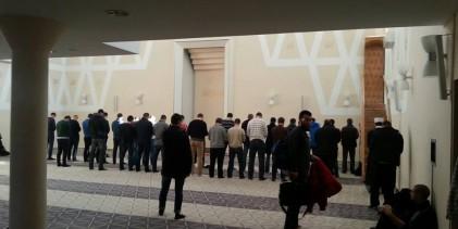Danas obavljena džuma u drugom terminu u Jordanskoj džamiji