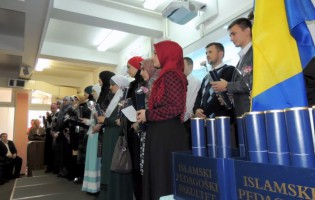 Promovirana 12. generacija diplomanata Islamskog pedagoškog fakulteta u Bihaću