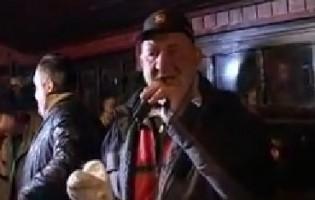 """Mirsad Mrkalj, pobjednik u jedenju čvaraka:""""Vi Srbi znate praviti čvarke ali ih ne znate jesti"""""""