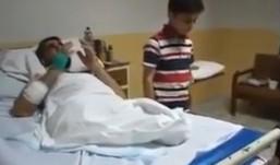 Vjera u Allaha na prvom mjestu: Pogledajte kako sin i otac klanjaju u bolnici