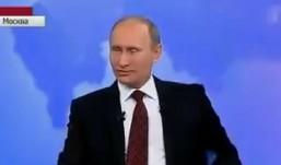 Pogledajte kako je Putin ostao bez teksta na nezgodno novinarsko pitanje