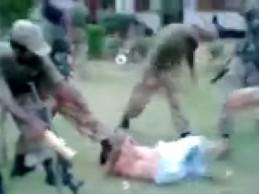 Pogledajte kako se pakistanska vojska iživljava nad muslimanima Paštunima