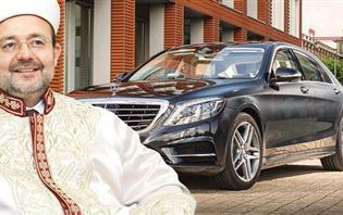 Turska vlada kupila službeni Mrcedes S500 za reisa Mehmeda Gormeza vrijedan 450 hiljada dolara
