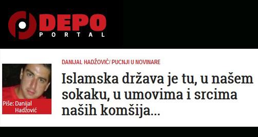 Šokantan poziv na borbu protiv islama i muslimana iz usta sarajevskih ateista