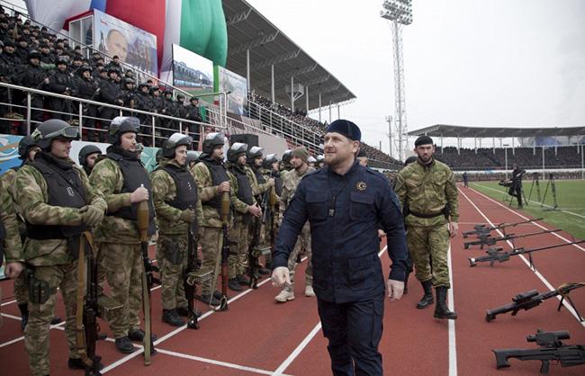 Kadirov: Ako nam Putin da dozvolu, mi Čečeni ćemo uništiti ISIL, živimo za to!