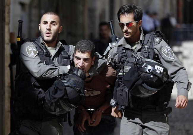 Cionističko mjerilo muškosti je udariti Arapa u glavu