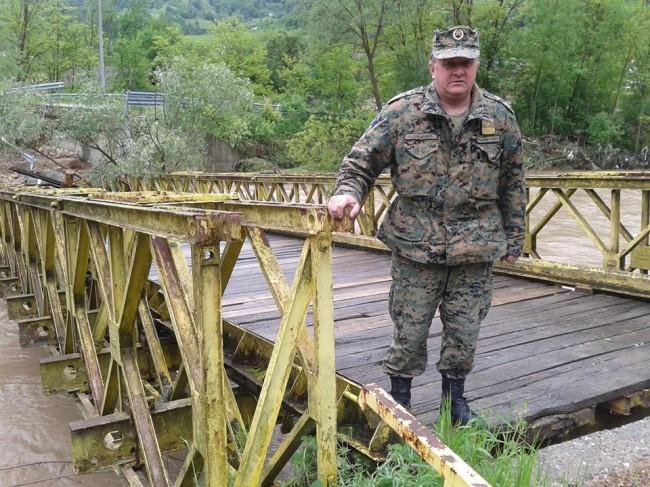 Sokanović se nalazi na spisku učesnika genocida, a danas je komandir straže mladićima iz Srebrenice