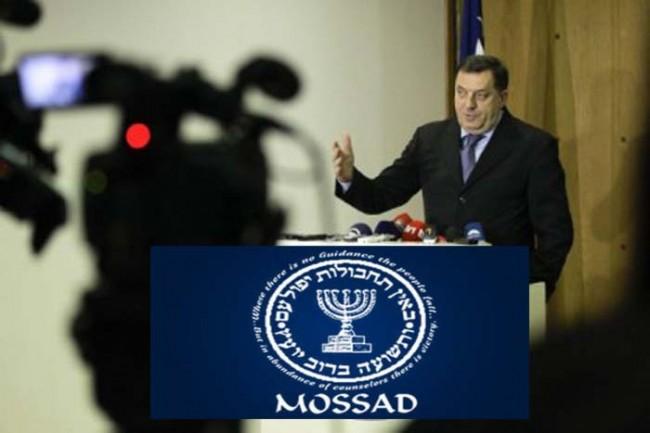 Izraelski Mossad obučava Dodikove obavještajce: Imena ključnih osoba tajne službe RS-a